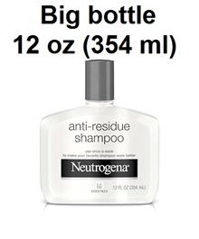 Neutrogena Anti-Residue Shampoo 12oz  354ml