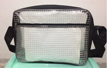 Anti-Static Cleanroom Bag Wafer Fab Water Proof