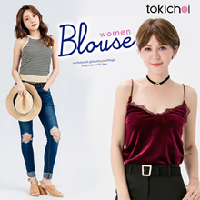 TOKICHOI - May Sale! Blouse from $11.9 /Women/Girl/Ladies Clothing