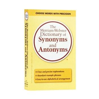 Wechsler Wechsler Wechsler synonym - the original version of the antonym  dictionary The Merriam-Webs