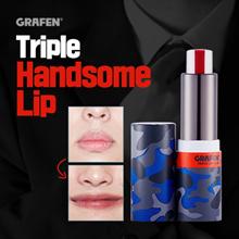 [Grafen] Men Lip Triple Handsome Lip 4.3g / KOREA