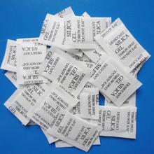 ★10g x 10 Packs / 1g x 30 or 50 / Orange Box White Silica Gel Packets Desiccant Moisture Absorber