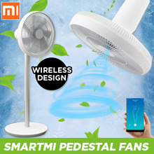 ⭐LOCAL SHIPPING!⭐ 2018 Xiaomi Smartmi pedestal fans for home refrigerator floor fan air conditioner