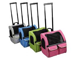 Pet Dog Cat Carrier Stroller/Backpack/Handheld Bag [FREE DELIVERY]