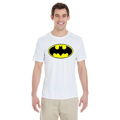 BATMAN WHITE