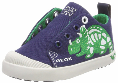 a706a9a9dbe82 Qoo10 - Geox Kids Kilwi BOY 4 Sneaker : Baby & Maternity