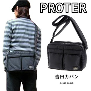 49a4cdf28d porter Japan hot design porter messenger bags 100% authentic shoulder bag  travel bag sling bag