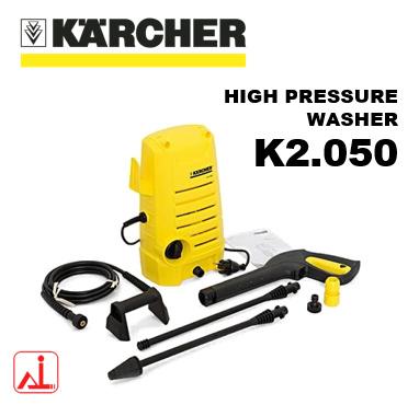 KARCHERKARCHER K2 050 High Pressure Washer [Lightweight and Compact]