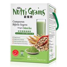 NUTRI GRAINS MATCHA 25G X 16 S 25GX16S