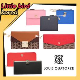 COUPON; [LOUIS QUATORZE] Wallet for Women / 100% AUTHENTIC / Long wallet /  Korean