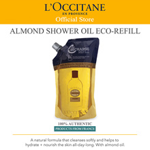 [Loccitane] Almond Shower Oil Eco-Refill 500ml
