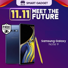 SAMSUNG GALAXY NOTE 9 FREE Shipping/Fast Delivery *ORIGINAL PACKAGING/SEALED* MY Warranty/Malaysia