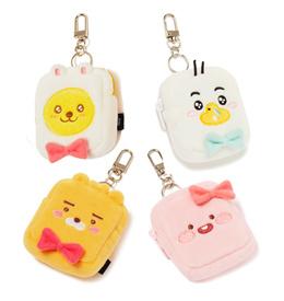 ⭐[Kakao Friends] Airpods Pouch⭐kakaofriends Apple Earphone Airpod Case Bag Ring Keyring