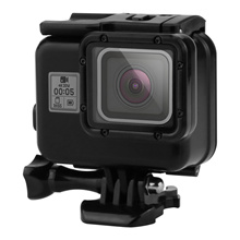 45m Diving Waterproof Case for GoPro Hero 6 5 Black Action Camera Underwater Housing Case Mount