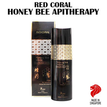 RED CORAL Honey Rheumatic Glucosamine Medicated Oil Emu Joint Muscle Pain Relief Shoulder Apitherapy