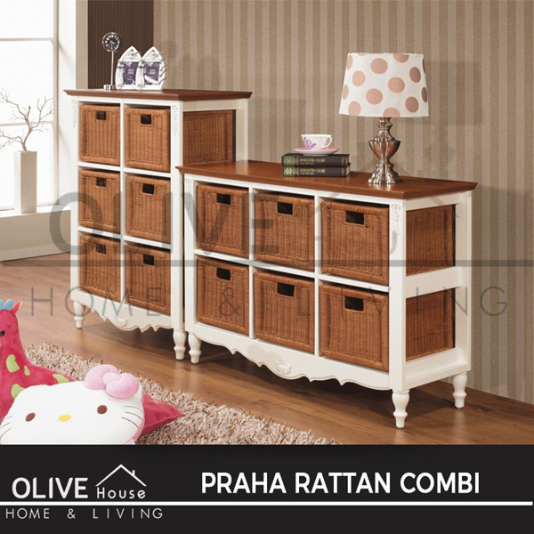 Rak Serbaguna PRAHA COMBI LEBAR 6 RAK Deals for only Rp1.329.010 instead of Rp1.329.010