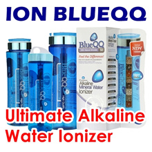 [SALE]USA BLUEQQ Portable Alkaline Mineral Water ionizer★BPA FREE★water bottles★tumbler★water purifier★Water filter