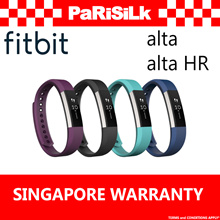 ⭐⭐FREE DELIVERY⭐⭐ FITBIT Alta / Alta HR Fitness Wristband - SINGAPORE WARRANTY