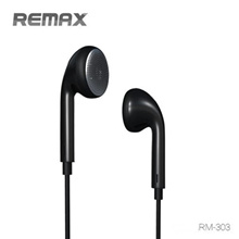 Brand New Remax RM-303 Stereo Earphone with Mic For Mobile Phone MP3 MP4. RM303. Local SG Stock and warranty !!