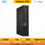 Dell Optiplex 3050 Commercial Micro Form Desktop PC- Intel Core i5/ Windows 10 Pro