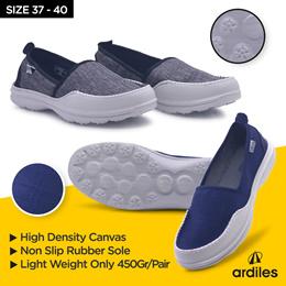 [Ardiles Women] ★★ GREAT SALE !! Slip On Shoes For Women ** Size 37-40