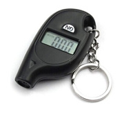 SG Portable Mini LCD Digital Tire Pressure Gauge VT708 AS Keychain