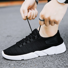 Running shoes new mens shoes mesh casual shoes mens lightweight breathable sports shoes