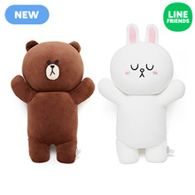 [LINEFRIEND]SOFT BODY PILLOW_HUG ME
