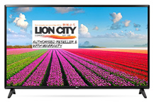 LG 43 inch. Full HD SMART TV 43LJ550T