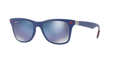 0c4657f760 Ray-Ban Sunglasses Scuderia Ferrari Collection - RB4195MF F604H0 - size 52