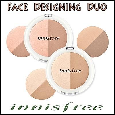 [ Innisfree ] NEW Face Designing Duo (AD) 7g 3color