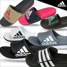 ★100% Authentic ADIDAS Slipper ★ 21 Various Type / 225~305 / Aqaulette / Adilette / Duramo