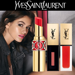◇Direct from Japan◇  YVES SAINT LAURENT  YSL ROUGE VOLUPTE SHINE TATOUAGE 1e194bdb7c