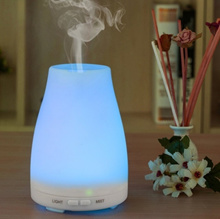CABINAHOME® 2nd Version Essential Oil Diffuser, 100ml Aroma Essential Oil Cool Mist Humidifier with