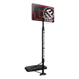 リーディングエッジ バスケットボール ゴール ブラック LE-BS305B 【バスケットゴール スタンド ミニバス バスケットゴール プレゼント】