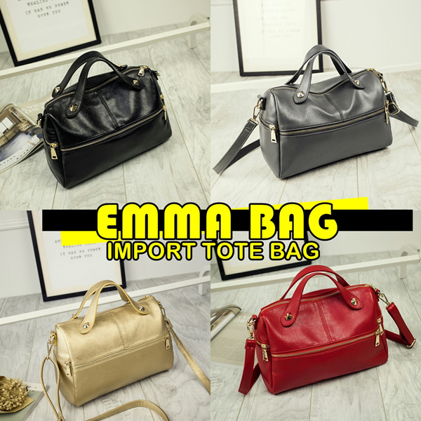 EMMA BAG - JIMS HONEY - TOTE BAG - IMPORT BAG - HIGH QUALITY