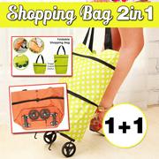Buy 1 get 1 Shopping Bag 2in1