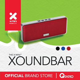 Black Friday Special Buy 1 Get 1 Free X-mini™ XOUNDBAR Speakers / Bluetooth / True Wireless Stereo