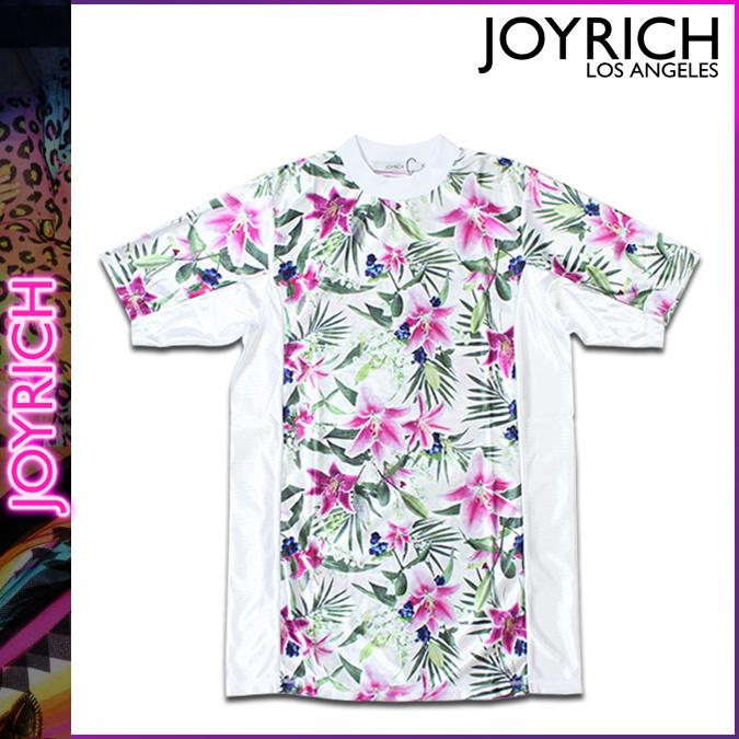 ジョイリッチ JOYRICH Tシャツ ワンピース ドレス レディース