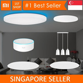 💖1010 Sale💖[Xiaomi Yeelight Ceiling Light  v2 + Remote] - Wifi and Bluetooth - Smart Control