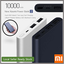 SG | Xiaomi Powerbank 10K Mah | 20K | Baseus Wirless Charging【SG Fast Delivery】