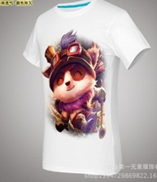 LEAGUE OF LEGENDS TEEMO 3D