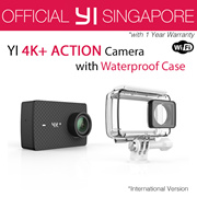 [XiaoYI][Official XiaoYi SG] YI DOME HOME CAMERA 2 Pan/Tilt/Zoom Wireless  1080p IP Cam Baby Crying Detection