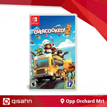 Overcooked 2 Standard Edition // PS4 // XB1 // SWITCH