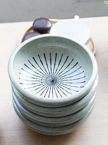 Modern and sophisticated Japanese Akemi Bibiman set 4P