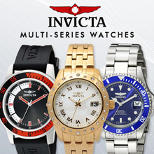[CreationWatches] Invicta Multi-Series Mens And Womens Watch Collection|100 % Authentic