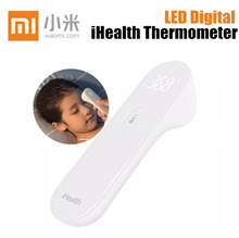 Xiaomi iHealth LED Display Digital Thermometer 1-Second Quick Detection / Non Contact / High Accurac