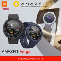 [Official Amazfit Singapore] XIAOMI HUAMI AMAZFIT Verge Smart Watch | English Version