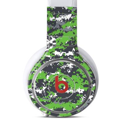 Qoo10 The Lime Green And White Digital Camouflage Premium Skin Kit