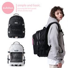 [BUBILIAN] Bubilian Genuine Two-Much 3d Backpack 5 Color